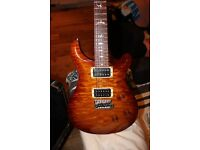 PRS Custom 24 Quilted 2008 10 top