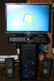 AMD 64 FX-57 Complete Pc System