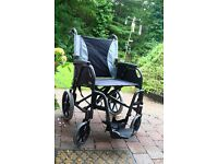 Moonlite Wheelchair (Used only once)