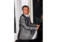 Pianist For All Occasions - Christmas Parties, Weddings, Private Functions, Receptions,Special Occ.