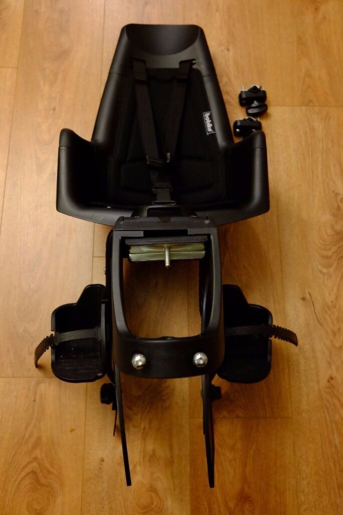 bobike classic maxi rear child seat - fairly new