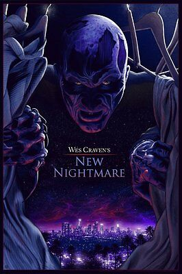 WES CRAVEN'S NEW NIGHTMARE - SAPUTO- MONDO TEXAS FRIGHTMARE