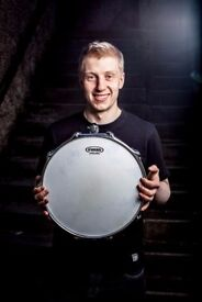 Professional Drum Lessons - Block booking discounts available