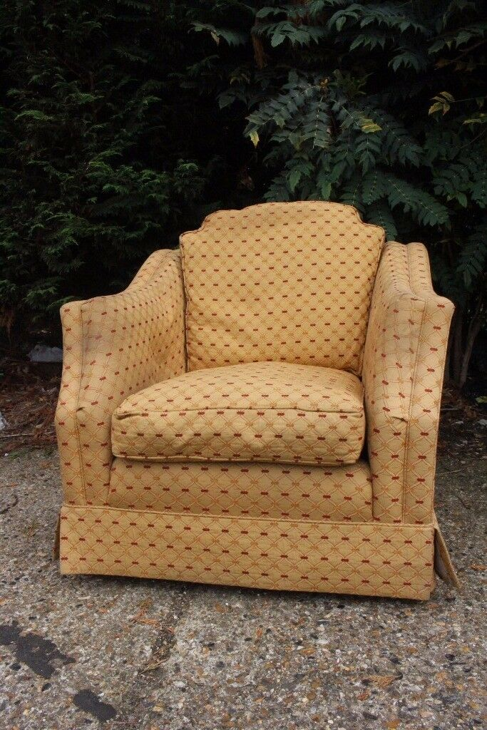 Designer David Goundry armchair chair