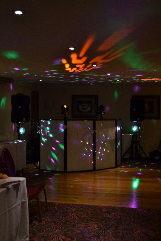 Disco DJ available! Now available 21st, 24th and