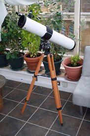 Danubia Telescope on Tripod