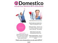 Cleaners required - Immediate start! - Up to £11ph!