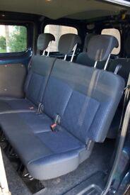 Nissan NV200 Bench Seat