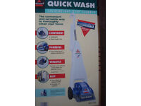 BISSELL CARPET CLEANER--NEW STILL BOXED