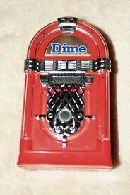 Novelty Dime Radio