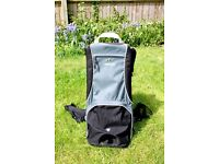 Fantastic LittleLife Cross Country Child Carrier/Backpack with Sun/Shower Canopy