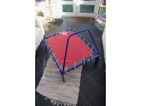 Trampoline for Toddlers / small children. Good condition.