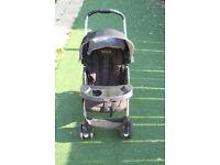 Graco Stroller / Pushchair / Buggy / Pram & Graco Child Seat