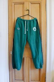 Adidas Boston Celtics Springfield Fleece Joggers