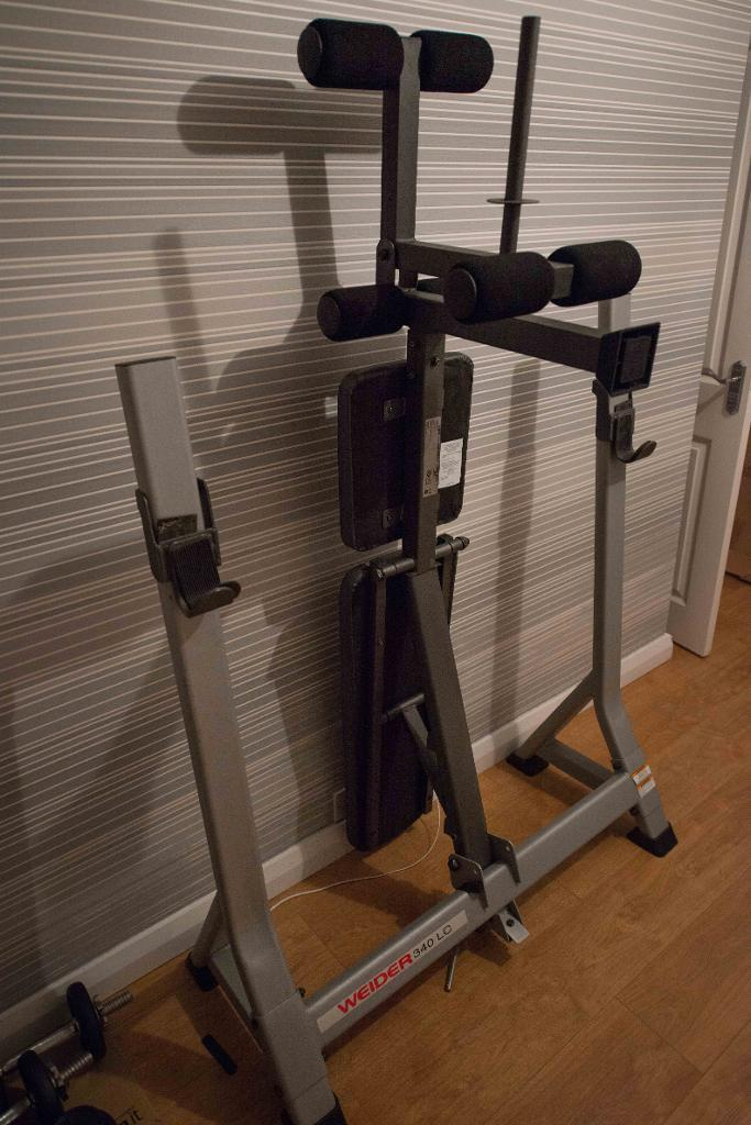 Weider flat bench images pro press