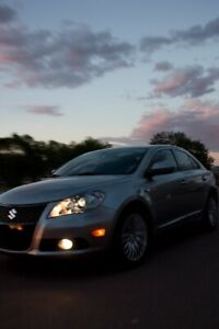 2011 suzuki kizashi sx AWD for sale (great for UBER)