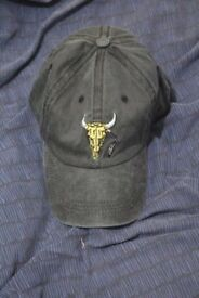 006af4ea76e New Travis Scott Travi   cott Rodeo Anti Grey Gray Tour Merch Hat Cap Dad