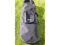 Golf Bag Travel Cover. Take your clubs on holiday!