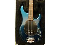MusicMan Sterling bass guitar