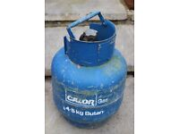 2 x 4.5kg Calor gas bottles