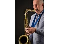 Saxophone and woodwind tuiton in North Suffolk/South Norfolk