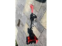 SNOW THROWER MOPDEL GS-10107