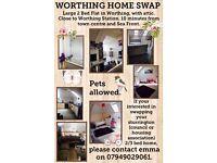 Council/Housing Association Swap Storrington-Worthing