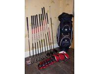 Full Set Ladies RAM Golf Clubs + Driver + Bag