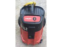 Hilti wet and dry vacuum