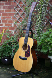 Immaculate Martin 00-18V Grand Concert Acoustic Guitar 2013 & Geib style TKL Case