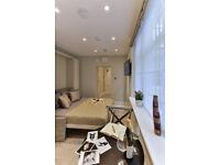 Chic Studio Flat To Rent In York Street, Marylebone
