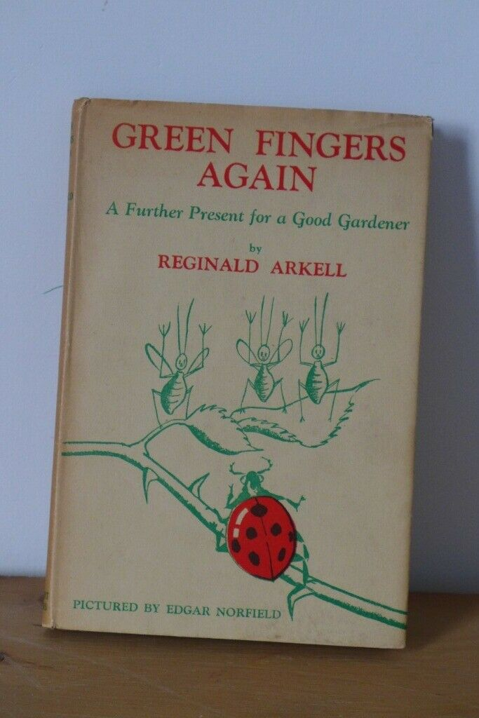 RARE First Edition Gardening Book: 'Green Fingers Again: A Further Present  for a Good Gardener'  | in Wimbledon, London | Gumtree