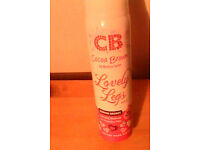 New Lovely Legs Tanning Spray.