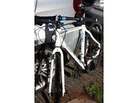 "Boardman Hybrid Comp Men's Bike Medium (49cm) - Good Cond. Very light, 18 gears, Suit 5'7"" to 5'9"""
