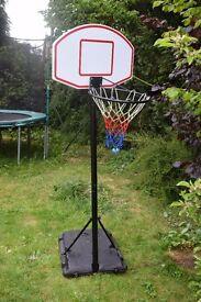 Junior basketball hoop - freestanding