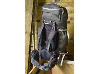 Quechua 70L Symbium Easyfit Backpack