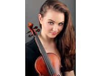 Violin tuition in North London