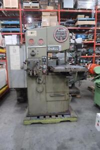 Doall Contour-Matic Vertical Band Saw w/Welder