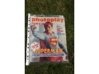 Superman Magazine from 70's