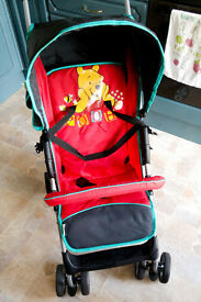 Hauck Disney stroller pushchair
