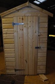 garden shed 8 foot x 4 foot