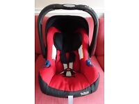 Britax Romer Baby-Safe Plus SHR ll Group 0 Plus Car Sear - used