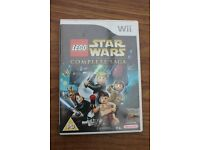 Lego Star wars-the complete saga for Wii