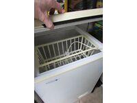 Freezer - small chest freezer