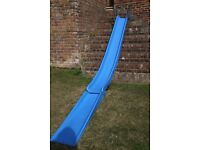 TP slide with extension and hand rails