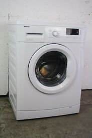 Beko 7kg 1200 Spin Washing Machine Digital Display Excellent Condition 6 Month Warranty