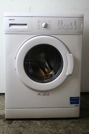 Beko Washing Machine 6KG, Good Condition, 6mo Warranty, Delivery and Install Available