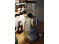 2018 Mazzer Robur E Electronic On-Demand Coffee Grinder with 71mm Conical Burrs