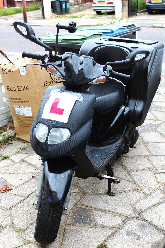 tgb delivery scooter manual