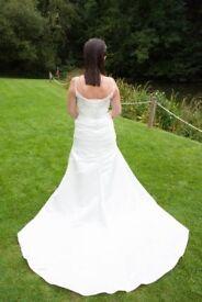 Dzage Wedding Dress